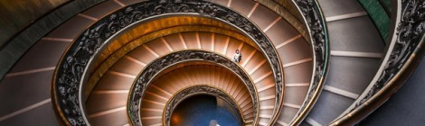 spiral into history